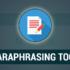 Online Paraphrasing Tool Free